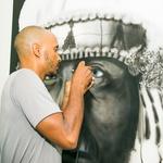 Grafite ao vivo