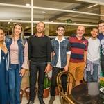 Expositores, Prefessor Ary Souza Filho e seus convidados