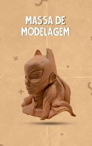 MASSA DE MODELAGEM