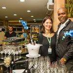 Silvia e Carlos, os anfitriões do Supermercado Pão de Açúcar