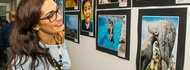 Exposição Fotográfica Brilho e Contraste