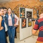 Os Fotomaníacos sendo fotografados pelo seu Professor Ary Souza Filho