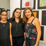 Professora Daniela Gamma e convidadas