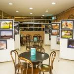 Exposição Fotográfica no Espaço Café Gourmet do Supermercado Pão de Açúcar