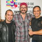 Rodrigo Mazer e seus convidados